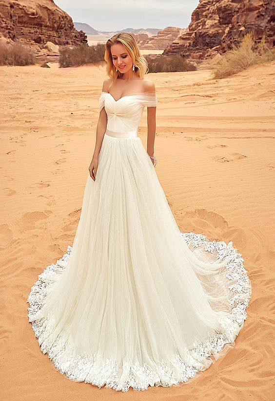 Pretty Wedding Dresses
