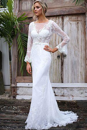 See through wedding dress - Prom / Evening / Wedding Dresses